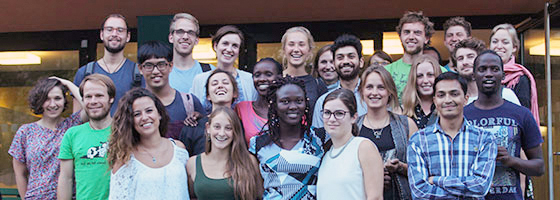 Global Health Summer School 2016, Photo: IPPNW